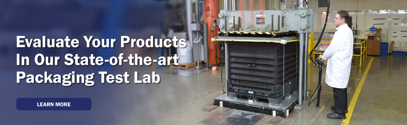 Evaluate Your Products In Our State-of-the-art Packaging Test Lab