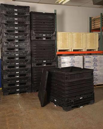 IBC Pooling and Logistics